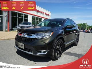Used 2017 Honda CR-V Touring AWD | LOW KM for sale in Bridgewater, NS