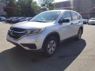 Used 2015 Honda CR-V LX ONE OWNER! for sale in Halifax, NS