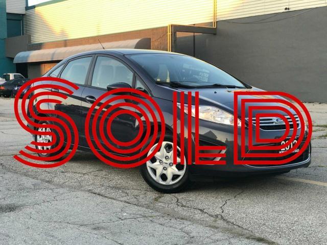 2012 Ford Fiesta SE|Low Mileage|Certified|Warranty.