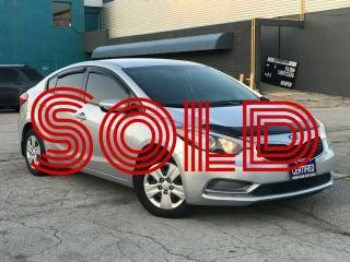 Used 2014 Kia Forte LX for sale in Burlington, ON