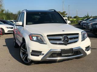 Used 2014 Mercedes-Benz GLK-Class GLK 250 BlueTEC for sale in Oakville, ON