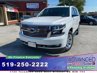 Used 2017 Chevrolet Tahoe Premier for sale in Windsor, ON