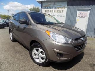 Used 2011 Hyundai Tucson **AUTOMATIQUE,BAS KILO,MAGS,A/C** for sale in Longueuil, QC