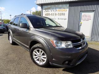 Used 2014 Dodge Journey **SXT,BAS KILO,AUTOMATIQUE,A/C** for sale in Longueuil, QC