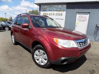Used 2011 Subaru Forester ***AWD,2.5X,BIEN CHAUSSÉ,A/C*** for sale in Longueuil, QC
