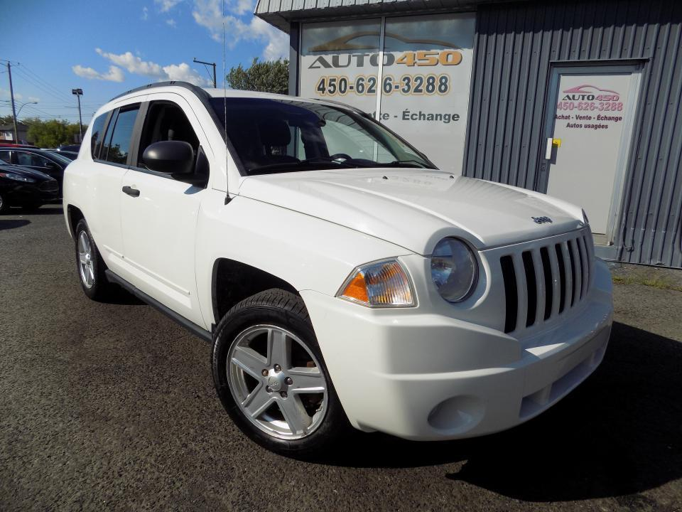 used 2010 jeep compass bas kilometrage,sport,a c,mags for sale in longueuil, quebec carpages.ca