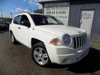 Used 2010 Jeep Compass *BAS KILOMETRAGE,SPORT,A/C,MAGS* for sale in Longueuil, QC