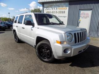 Used 2009 Jeep Patriot *NORTH,BAS KILOMETRAGE,A/C,MAGS* for sale in Longueuil, QC