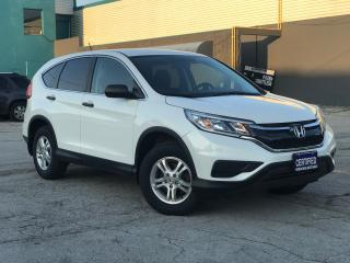 Used 2015 Honda CR-V LX for sale in Burlington, ON