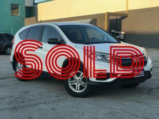 Used 2015 Honda CR-V LX for sale in Burlington, ON