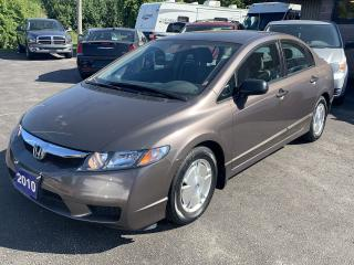 Used 2010 Honda Civic DX-G for sale in Cobourg, ON