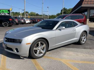 Used 2010 Chevrolet Camaro 1LT for sale in Cobourg, ON