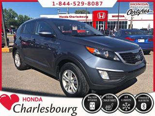 Used 2012 Kia Sportage LX AWD **UN PROPRIÉTAIRE** for sale in Charlesbourg, QC