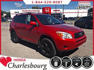 Used 2008 Toyota RAV4 ***AWD ***151 653 KM*** for sale in Charlesbourg, QC