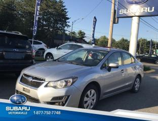 Used 2015 Subaru Impreza Berline 4 portes CVT 2,0i avec **groupe for sale in Victoriaville, QC