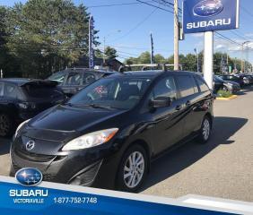 Used 2012 Mazda MAZDA5 Mazda 5 Familiale 4 portes, boîte automa for sale in Victoriaville, QC