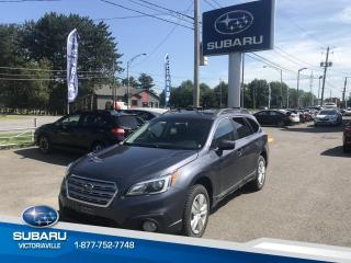 Used 2017 Subaru Outback Familiale CVT 5 portes 2.5i PZEV for sale in Victoriaville, QC