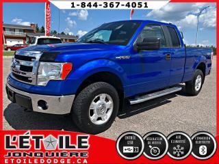 Used 2014 Ford F-150 Cabine Super 4x4 XLT V6 for sale in Jonquière, QC