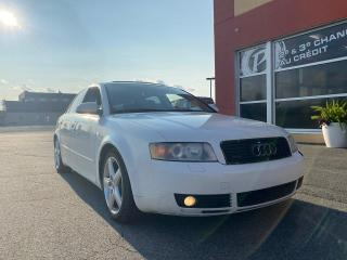 Used 2003 Audi A4 3.0L for sale in Val-D'or, QC