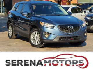 Used 2014 Mazda CX-5 GS-SKY | AWD | AUTO | SUNROOF | NO ACCIDENTS for sale in Mississauga, ON