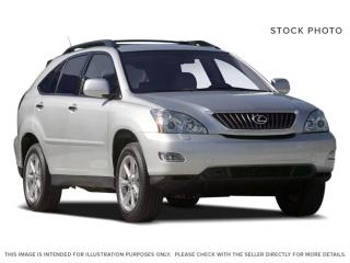 Used 2008 Lexus RX 350 Touing Edition for sale in Edmonton, AB