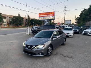Used 2016 Nissan Sentra SL for sale in Toronto, ON