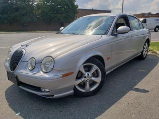 Used 2003 Jaguar S-Type for sale in Brampton, ON