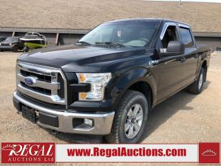 Used 2017 Ford F-150 XLT SUPERCREW SWB 4WD 5.0L for sale in Calgary, AB