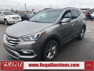 Used 2018 Hyundai Santa Fe Sport Luxury 4D UTILITY AWD 2.4L for sale in Calgary, AB
