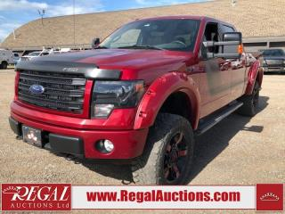Used 2014 Ford F-150 FX4 Supercrew LWB 4WD 6.2L for sale in Calgary, AB