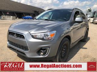 Used 2014 Mitsubishi RVR GT 4D UTILITY AWD 2.0L for sale in Calgary, AB