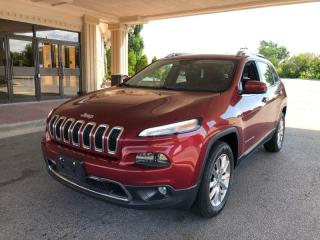 Used 2014 Jeep Cherokee for sale in Windsor, ON