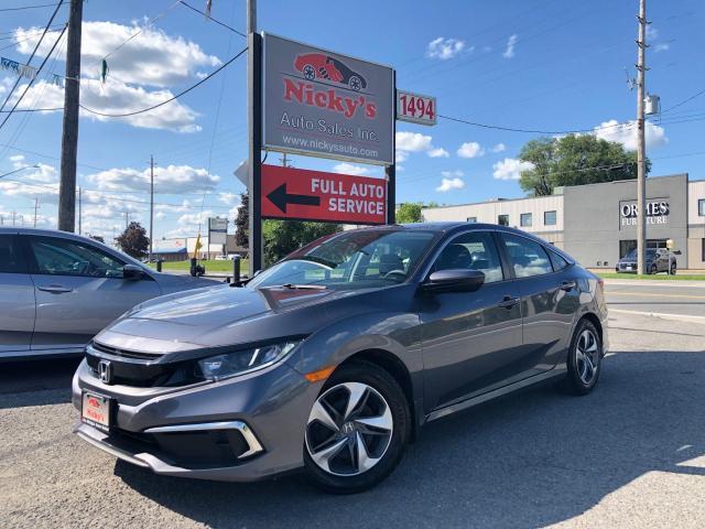2019 Honda Civic LX - APPLE CAR PLAY - HONDA LINK - R. CAMERA!