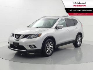Used 2014 Nissan Rogue SL Leather Loaded, Navigation, Panoramic Roof for sale in Winnipeg, MB