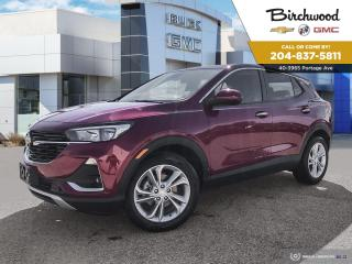 New 2020 Buick Encore GX Preferred Year End Sale for sale in Winnipeg, MB