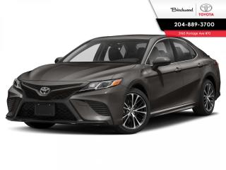New 2020 Toyota Camry SE STD PKG W/CARGO LINER for sale in Winnipeg, MB