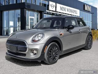Used 2017 MINI Cooper Hardtop 3dr HB Essentials! Auto! for sale in Winnipeg, MB