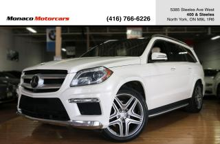 Used 2014 Mercedes-Benz GL-Class GL550 - DESIGNO|AMG|DISTRONIC|NIGHT VISION for sale in North York, ON