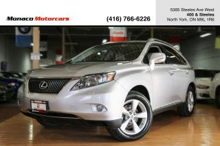 Used 2010 Lexus RX 350 AWD - SUNROOF|BACKUP|HEATED&COOLED SEAT for sale in North York, ON