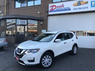 Used 2017 Nissan Rogue S-FWD-BACKUP CAMERA-BLUETOOTH*CERTIFIED* for sale in York, ON