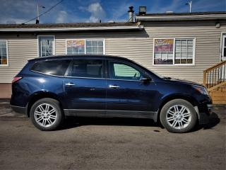 Used 2015 Chevrolet Traverse for sale in London, ON