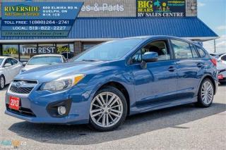 Used 2013 Subaru Impreza Premium Plus 5-Door+S for sale in Guelph, ON