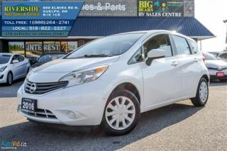 Used 2016 Nissan Versa Note SV for sale in Guelph, ON