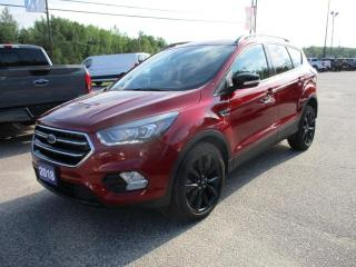 Used 2018 Ford Escape Titanium for sale in North Bay, ON