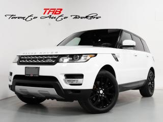Used 2016 Land Rover Range Rover Sport HSE TD6 I PANO I NAVI I 20 INCH WHEELS for sale in Vaughan, ON
