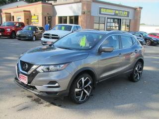 Used 2020 Nissan Qashqai SL AWD for sale in Brockville, ON