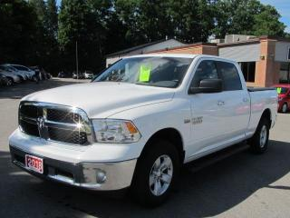 Used 2018 RAM 1500 SLT Crew Cab LWB 4WD for sale in Brockville, ON