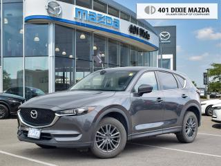 Used 2017 Mazda CX-5 GX |ONE OWNER|NO ACCIDENTS|1.99% FINANCING AVAILAB for sale in Mississauga, ON