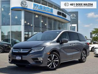 Used 2018 Honda Odyssey Touring for sale in Mississauga, ON