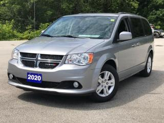 New 2020 Dodge Grand Caravan Crew Plus for sale in Port Elgin, ON